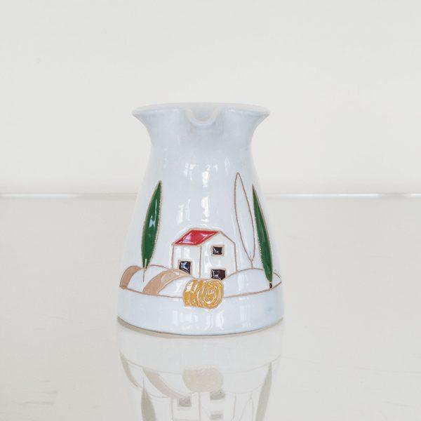 boccale a cono mezzo litro – naif stilizzato(1)