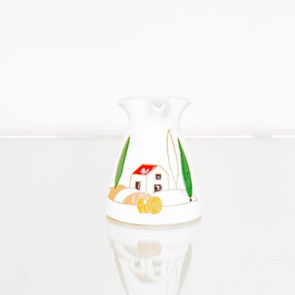 boccale a cono quarto di litro – naif stilizzato
